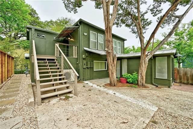 704 Cumberland Rd #2, Austin, TX 78704 (#3024263) :: Papasan Real Estate Team @ Keller Williams Realty