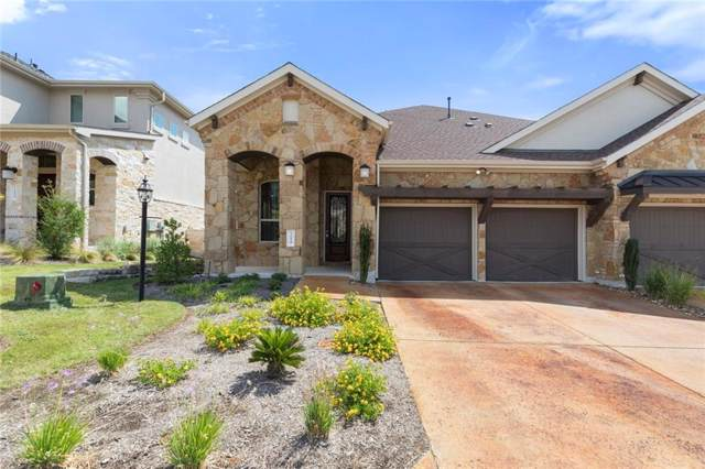 211 Cartwheel Bnd #25, Austin, TX 78738 (#3025571) :: Ben Kinney Real Estate Team