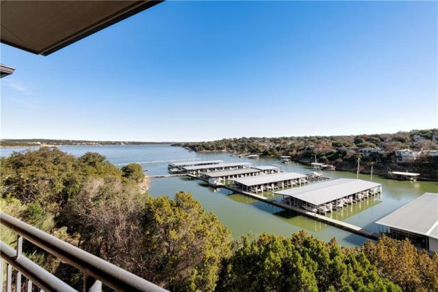 323 Marina Village Cv #323, Austin, TX 78734 (#3025698) :: Ana Luxury Homes