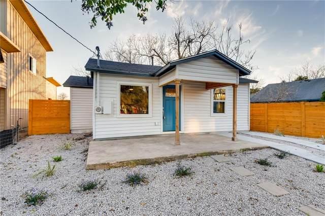 6503 Felix Ave B, Austin, TX 78741 (#3026427) :: Ben Kinney Real Estate Team