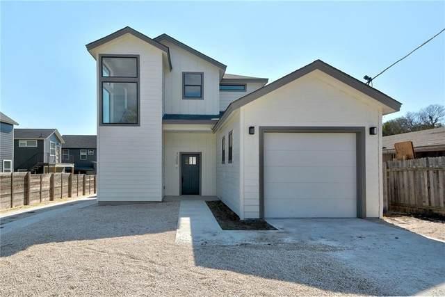 7005 Meador Ave #1, Austin, TX 78752 (#3027709) :: Ben Kinney Real Estate Team