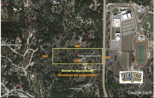 5006 Lohmans Ford Rd, Lago Vista, TX 78645 (#3029875) :: Zina & Co. Real Estate