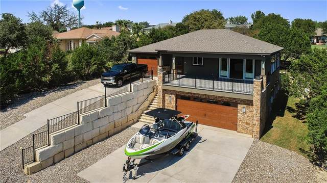 3706 Bunyan Cir, Lago Vista, TX 78645 (#3031916) :: Azuri Group   All City Real Estate