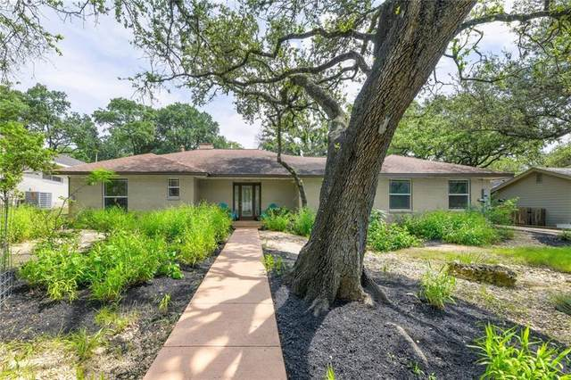 3908 Sidehill Path, Austin, TX 78731 (#3032319) :: Papasan Real Estate Team @ Keller Williams Realty