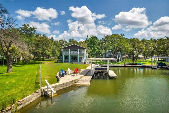 701 N Shorewood Dr, Granite Shoals, TX 78654 (#3032845) :: Papasan Real Estate Team @ Keller Williams Realty