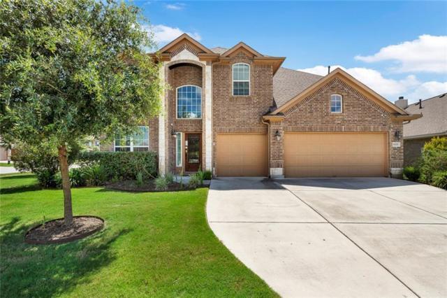 8201 Reggio St, Round Rock, TX 78665 (#3033069) :: Ben Kinney Real Estate Team