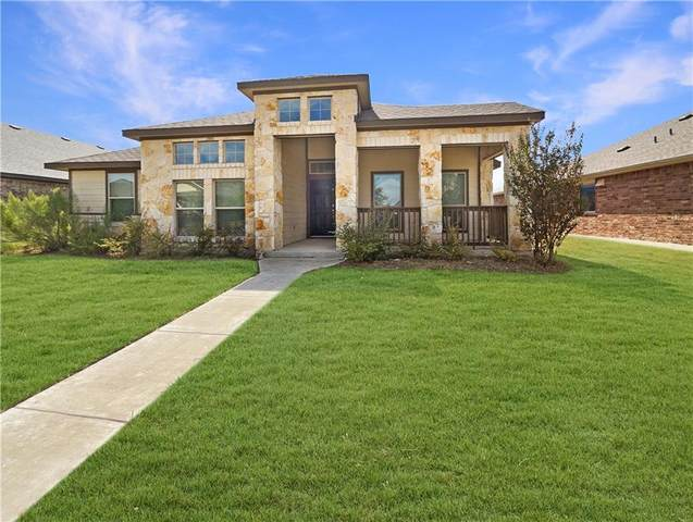 805 Lassen Volcanic, Pflugerville, TX 78660 (#3033412) :: Papasan Real Estate Team @ Keller Williams Realty