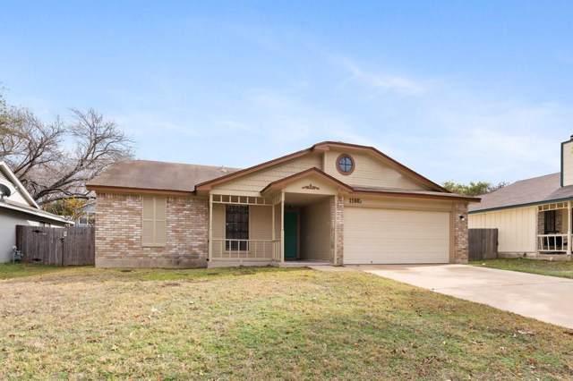 11607 Prairie Hen Ln, Austin, TX 78758 (#3034815) :: The Heyl Group at Keller Williams