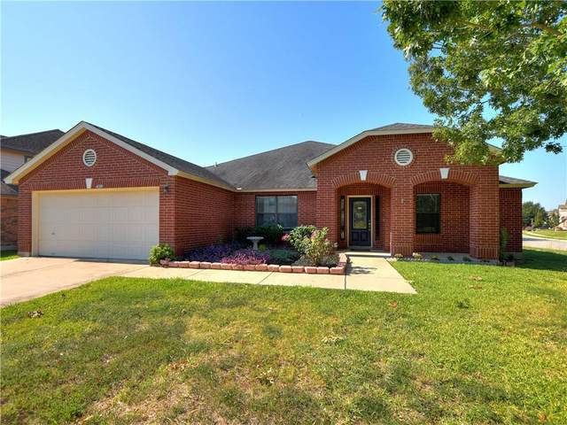 4009 Great Basin Dr, Taylor, TX 76574 (MLS #3035184) :: The Lugo Group