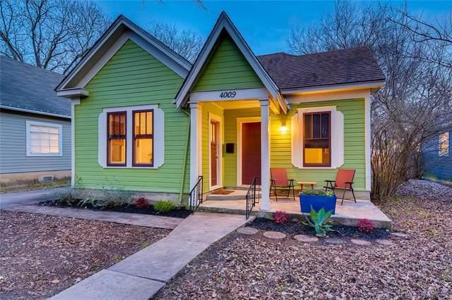 4009 Avenue F, Austin, TX 78751 (#3036042) :: Lauren McCoy with David Brodsky Properties