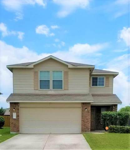 111 S Creek Bend Dr, Hutto, TX 78634 (#3036320) :: The Summers Group
