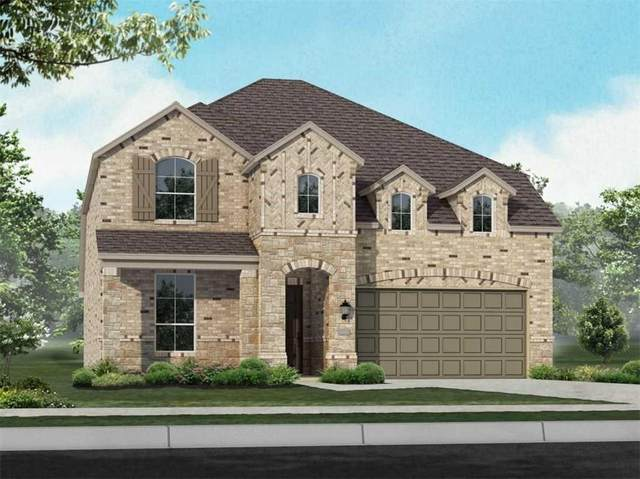 6563 Teramo Ter, Round Rock, TX 78665 (#3036665) :: The Perry Henderson Group at Berkshire Hathaway Texas Realty