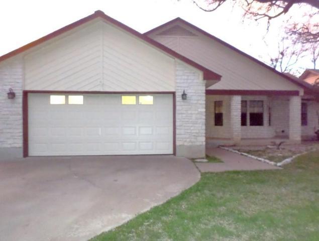 1702 Wild Horse Ln, Round Rock, TX 78681 (#3037537) :: Watters International