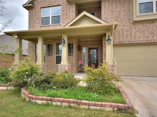 3125 Honey Peach Way, Pflugerville, TX 78660 (#3039713) :: The Heyl Group at Keller Williams