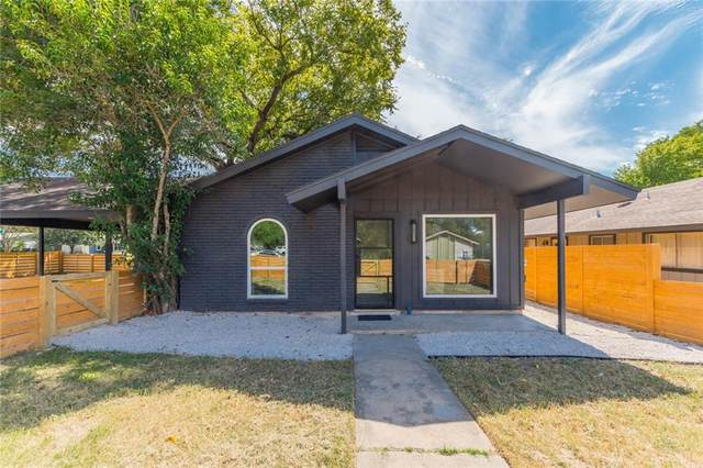 207 Liverpool Dr A, Austin, TX 78745 (#3040656) :: Front Real Estate Co.