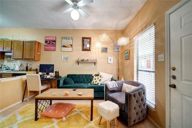3206 King St #108, Austin, TX 78705 (#3041937) :: Realty Executives - Town & Country