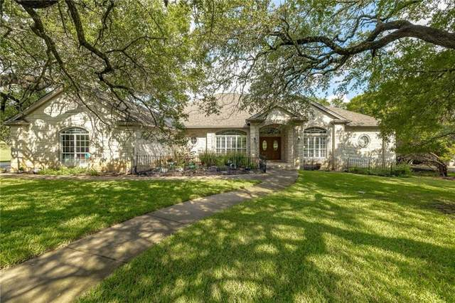 311 Allen Cir, Georgetown, TX 78633 (#3042600) :: First Texas Brokerage Company