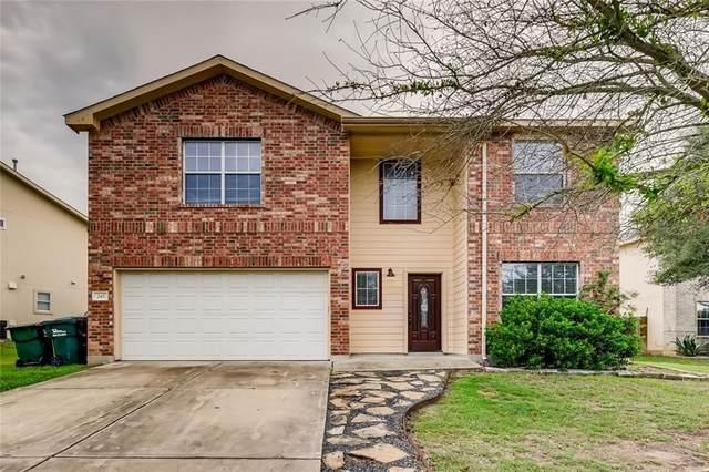 245 Peppergrass Cv, Kyle, TX 78640 (MLS #3042844) :: Vista Real Estate