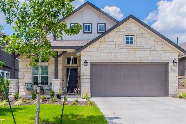 612 Saturnia Dr, Georgetown, TX 78628 (#3044073) :: Azuri Group | All City Real Estate