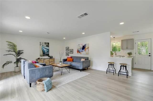 122 Havana St, Austin, TX 78704 (#3044213) :: Papasan Real Estate Team @ Keller Williams Realty