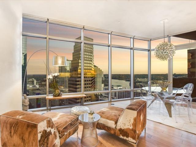 200 Congress Ave 20F, Austin, TX 78701 (#3044329) :: Ana Luxury Homes