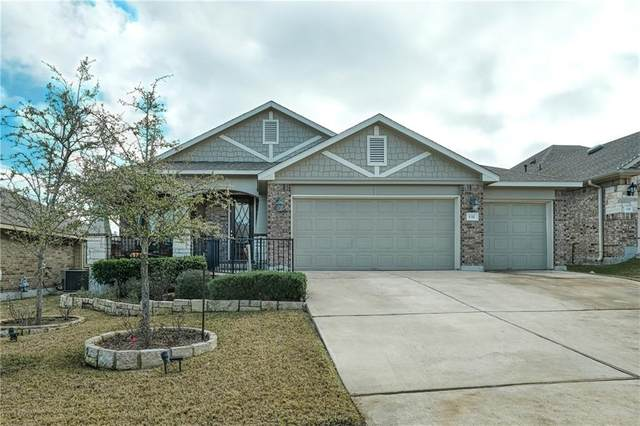 132 Silkstone St, Hutto, TX 78634 (#3046155) :: 12 Points Group