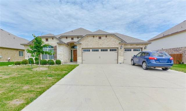 4514 Guilford Dr, Belton, TX 76513 (MLS #3046417) :: The Barrientos Group