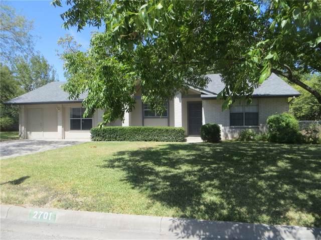 2701 Cottonwood Dr, Georgetown, TX 78628 (#3047456) :: Papasan Real Estate Team @ Keller Williams Realty