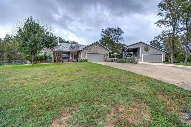 219 Heleakala Dr, Bastrop, TX 78602 (MLS #3050435) :: Vista Real Estate