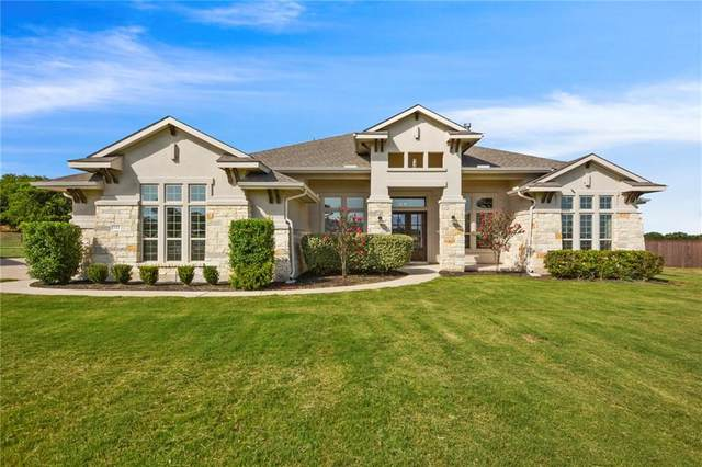 117 Cavalier Cv, Hutto, TX 78634 (#3050935) :: The Perry Henderson Group at Berkshire Hathaway Texas Realty