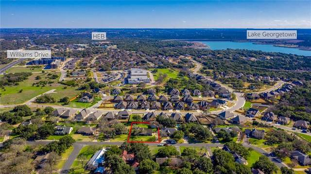 203 Olde Oak Dr, Georgetown, TX 78633 (#3052241) :: The Heyl Group at Keller Williams