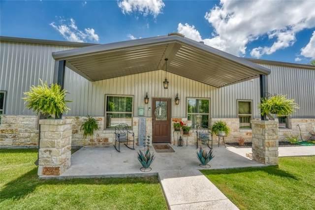 709 Blackburn, Burnet, TX 78611 (#3054522) :: All City Real Estate