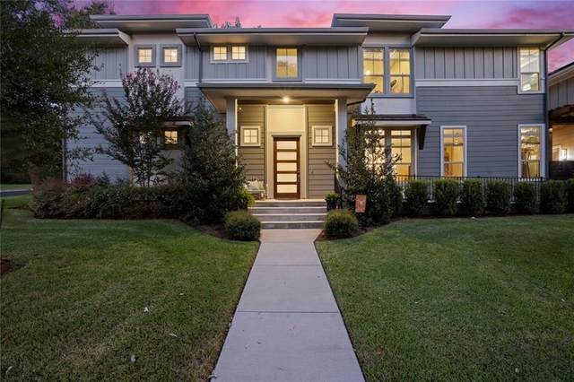 3705 Birch St, Austin, TX 78704 (#3054525) :: The Perry Henderson Group at Berkshire Hathaway Texas Realty