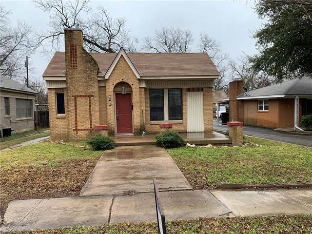 1013 N 3rd St, Temple, TX 76501 (MLS #3054533) :: Brautigan Realty