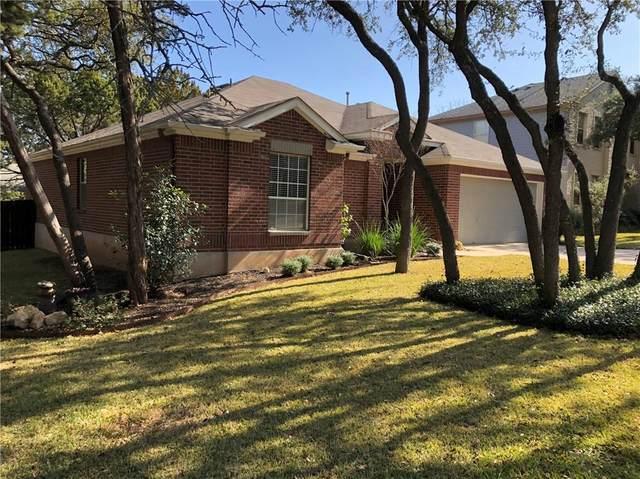 1704 Shady Brook Ln, Cedar Park, TX 78613 (#3055966) :: The Perry Henderson Group at Berkshire Hathaway Texas Realty