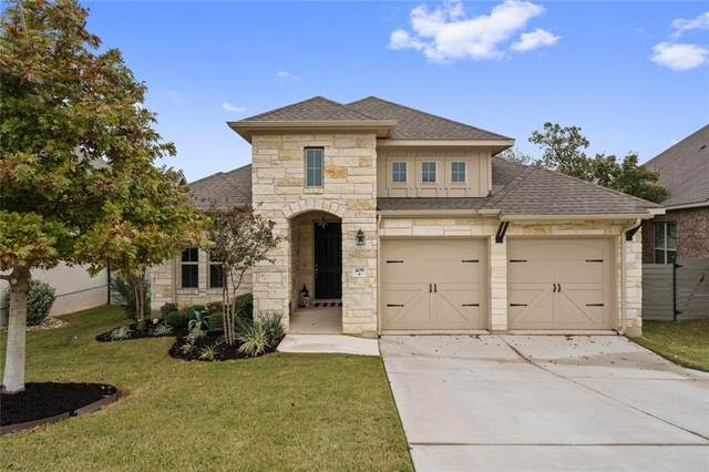 409 Granite Rock Ln, Georgetown, TX 78628 (MLS #3056987) :: HergGroup San Antonio Team