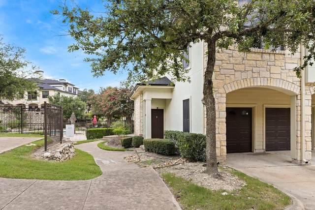 7701 Rialto Blvd #1228, Austin, TX 78735 (#3058817) :: Papasan Real Estate Team @ Keller Williams Realty