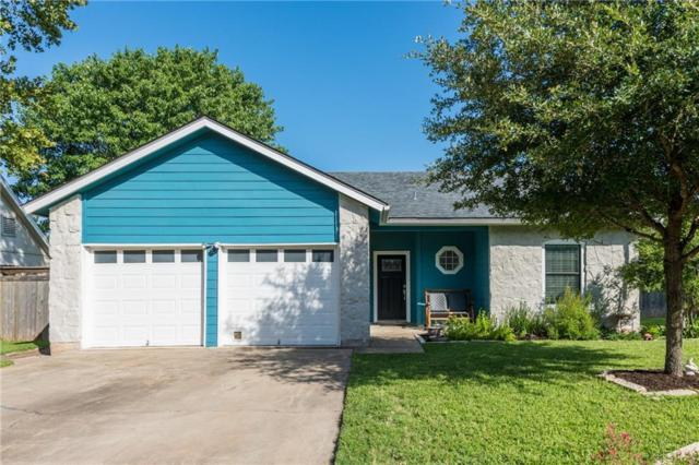 1712 Foxfire Dr, Round Rock, TX 78681 (#3063853) :: The Gregory Group
