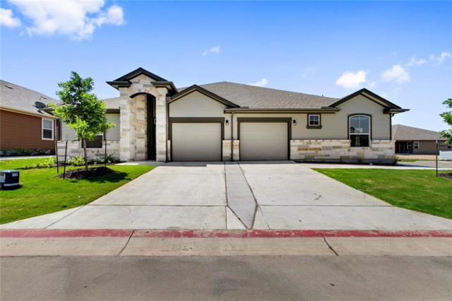 1701 Logan Dr #12, Round Rock, TX 78664 (#3065706) :: Amanda Ponce Real Estate Team