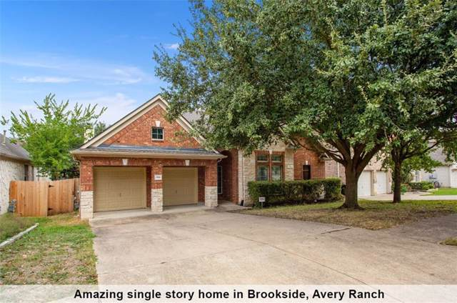 15516 Echo Hills Dr, Austin, TX 78717 (#3066178) :: The Perry Henderson Group at Berkshire Hathaway Texas Realty