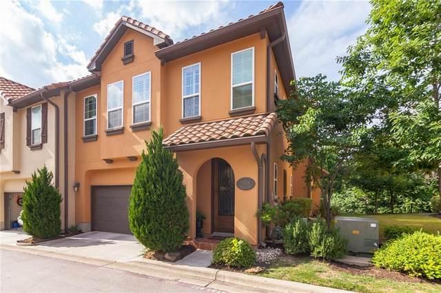 11924 Terraza Cir Th34, Austin, TX 78726 (#3067232) :: Front Real Estate Co.