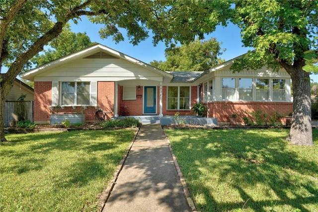 6814 Pioneer Pl, Austin, TX 78757 (#3067345) :: Papasan Real Estate Team @ Keller Williams Realty