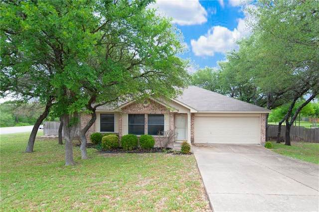 3001 Bradford Park Dr, Round Rock, TX 78664 (#3067658) :: Front Real Estate Co.