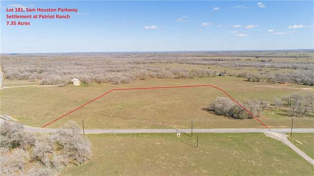 0 (Lot 181) Sam Houston Pkwy, Luling, TX 78648 (#3068748) :: The Summers Group