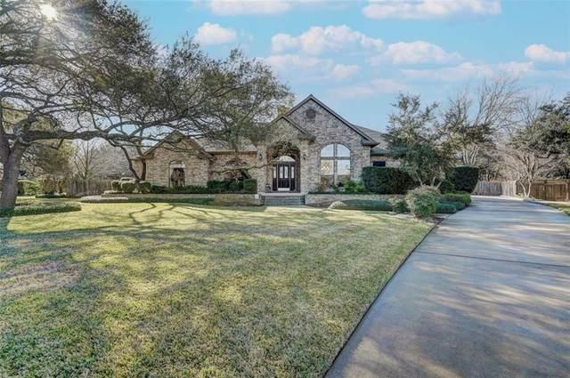 33 Wilderness Way, Round Rock, TX 78664 (#3068812) :: Azuri Group | All City Real Estate