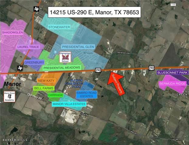 14215 Us Highway 290, Manor, TX 78653 (#3070119) :: Green City Realty