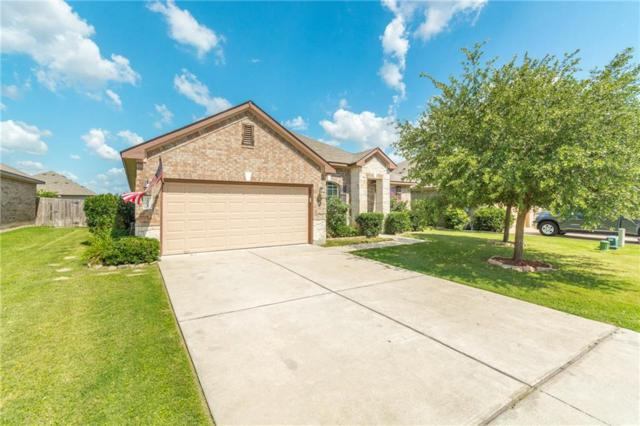 205 Hendelson Ln, Hutto, TX 78634 (#3070425) :: RE/MAX Capital City
