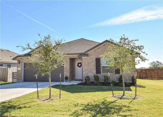 726 Carol Dr, Hutto, TX 78634 (#3071492) :: Ben Kinney Real Estate Team