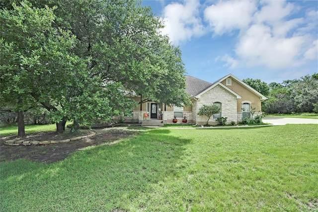 177 Portulaca Ct, Driftwood, TX 78619 (#3073386) :: Papasan Real Estate Team @ Keller Williams Realty