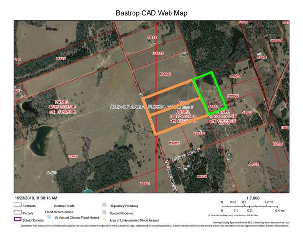 431 Stockade Ranch Road B, Paige, TX 78659 (#3074715) :: Zina & Co. Real Estate